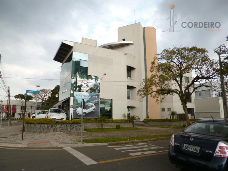 Conjunto comercial para locação, Hugo Lange, Curitiba.