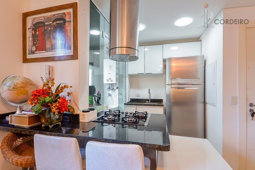 Apartamento residencial à venda, Bigorrilho, Curitiba - AP0151.