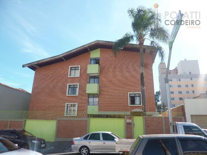 Apartamento residencial para locação, Mercês, Curitiba.