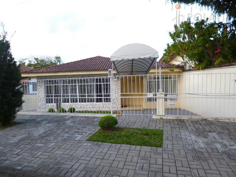 Casa comercial para locação, Hugo Lange, Curitiba.