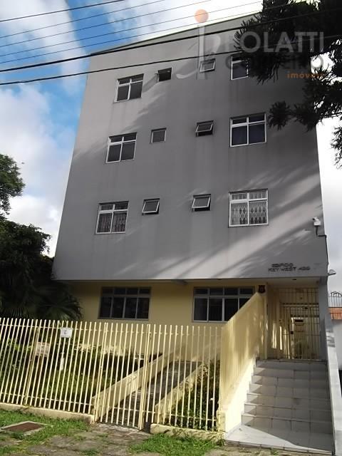 Apartamento residencial à venda, Jardim Botânico, Curitiba.