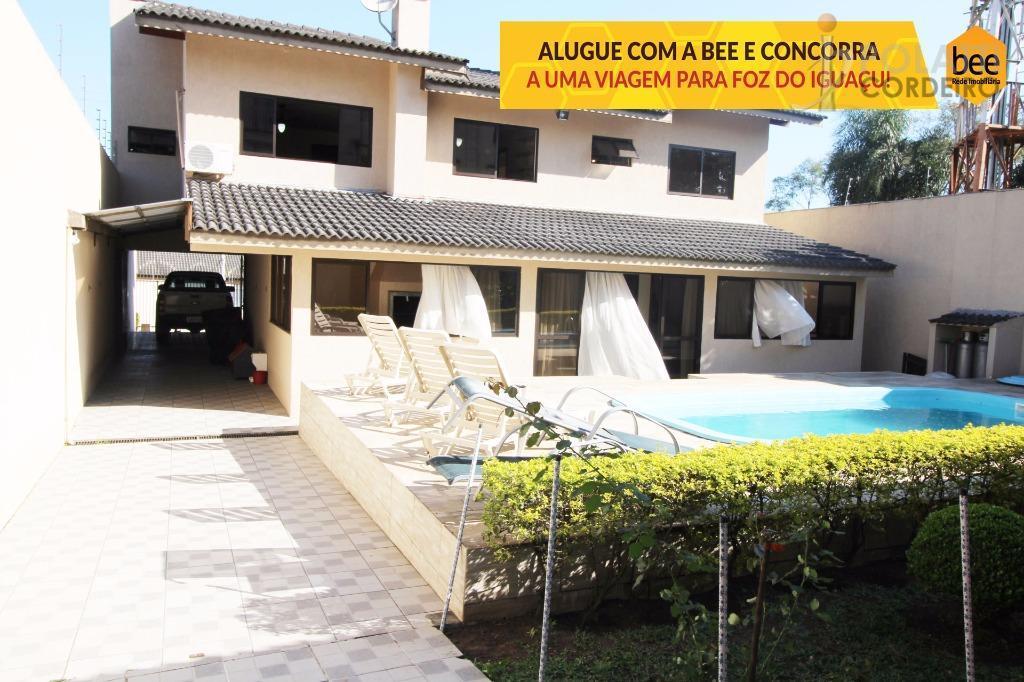 Casa residencial à venda, Jardim Social, Curitiba - CA0069.