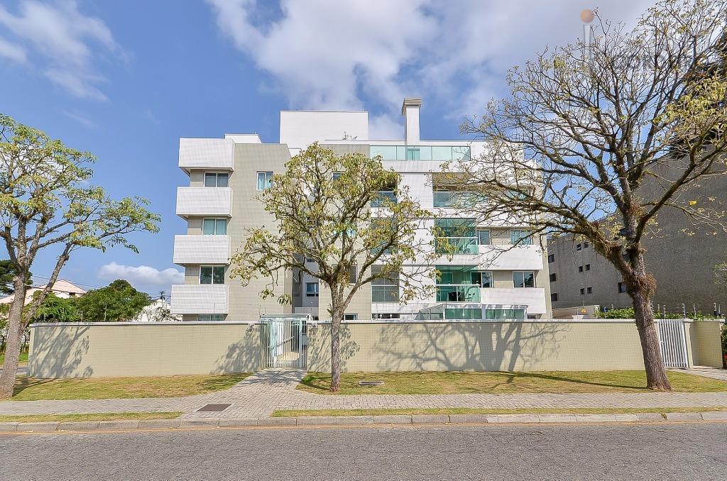 Apartamento residencial à venda, Cristo Rei, Curitiba - AP0443.