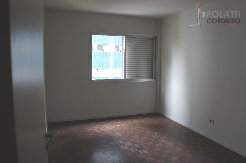 ótimo apartamento com 134 m² (útil), de 3 quartos (1 suíte), excelente localização, no coração do...