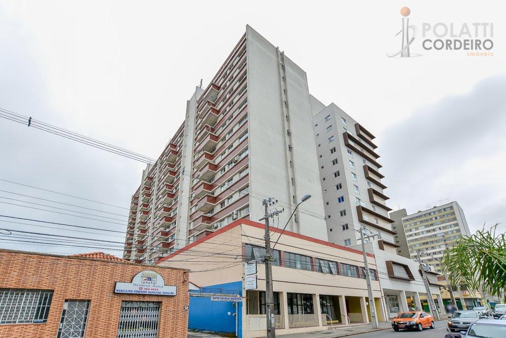 Apartamento residencial à venda, Cristo Rei, Curitiba - AP0575.