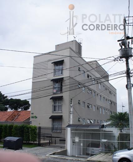 Apartamento residencial à venda, Tingui, Curitiba.
