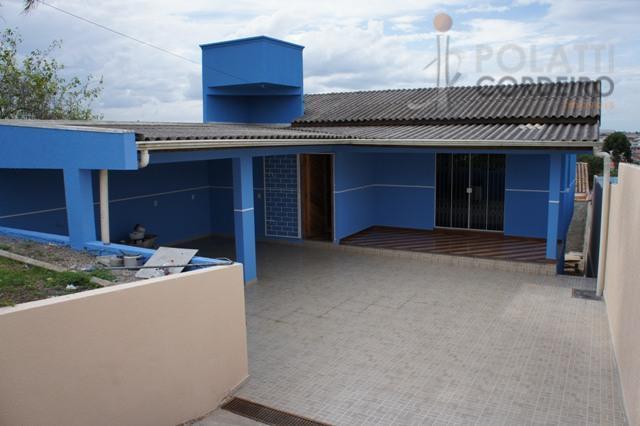 Casa residencial para locação, Jardim Graciosa, Campina Grande do Sul.
