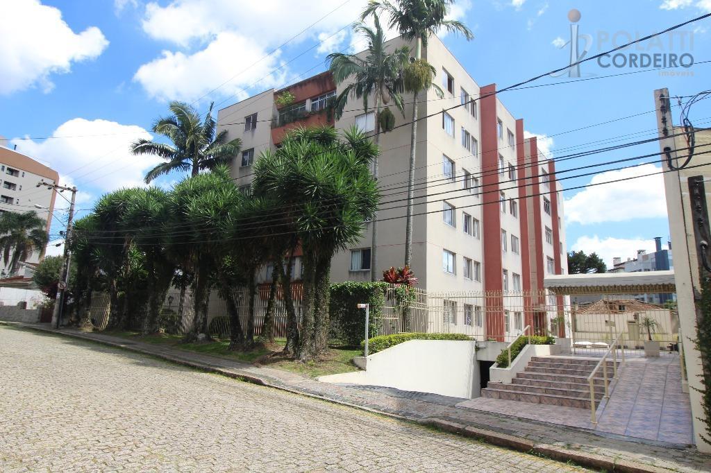 Apartamento residencial à venda, Bigorrilho, Curitiba - AP0394.
