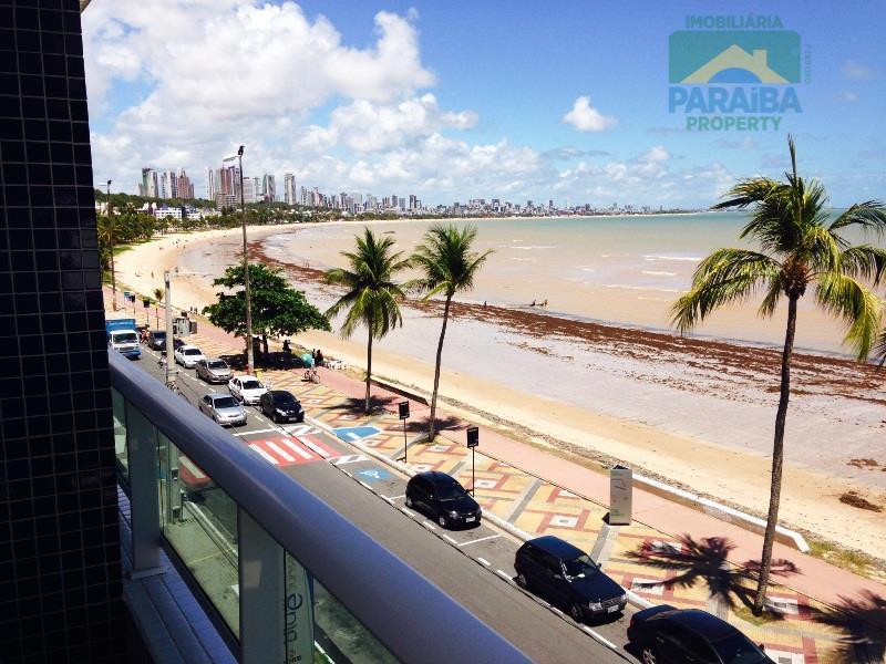 Apartamento  MOBILIADO para Venda ou Locação - Praia do Cabo Branco - João Pessoa - PB