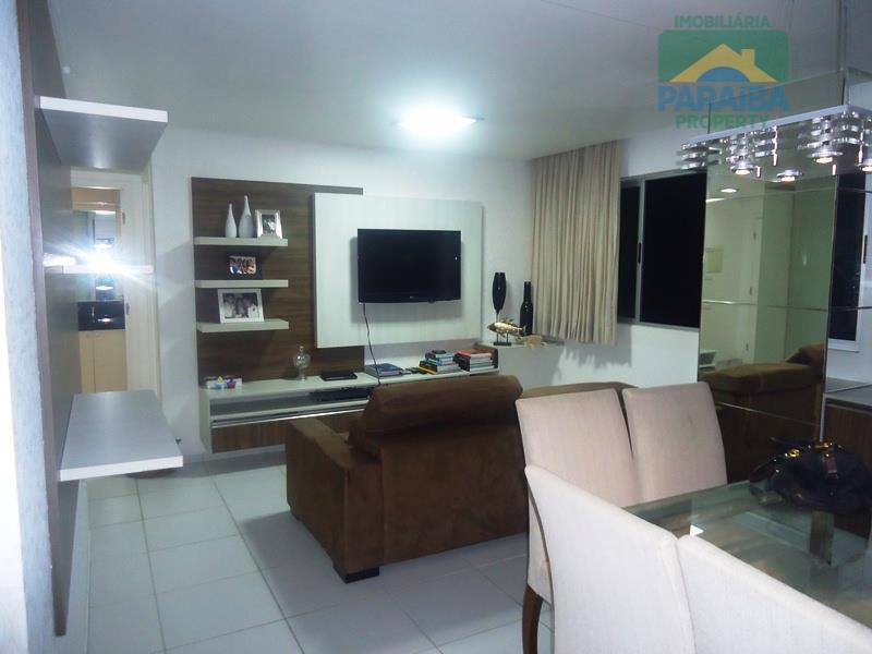 Apartamento residencial para venda e locação, Tambaú, João Pessoa - AP0236.