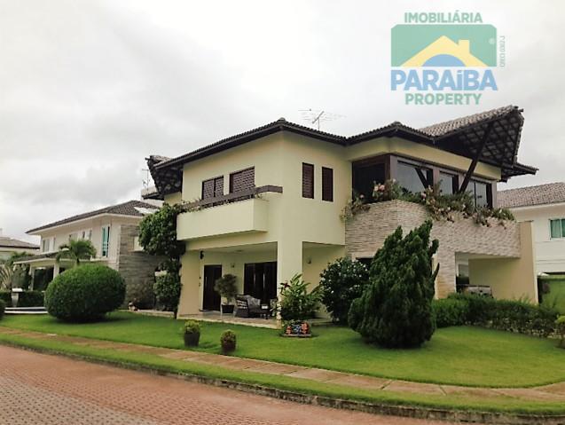 Casa residencial em condomínio fechado à venda, Intermares, Cabedelo - CA0091.