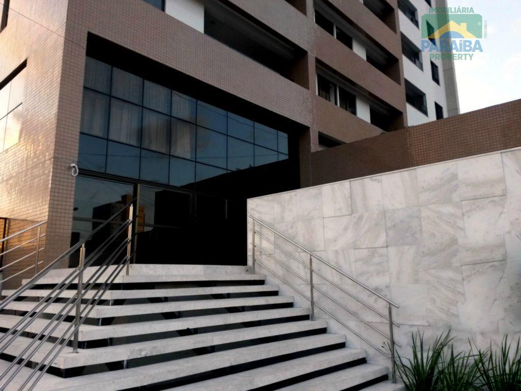 Apartamento Residencial Venda -  Bessa, João Pessoa - AP0412