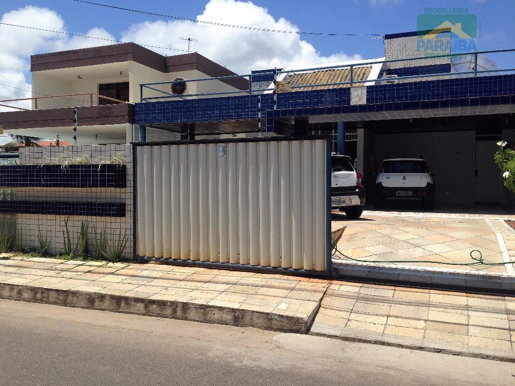 Casa residencial à venda, Bessa, João Pessoa - CA0098.