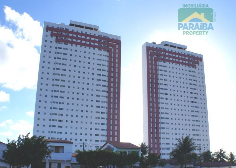 Apartamento residencial para venda e locação, Altiplano Cabo Branco, João Pessoa - AP0503.