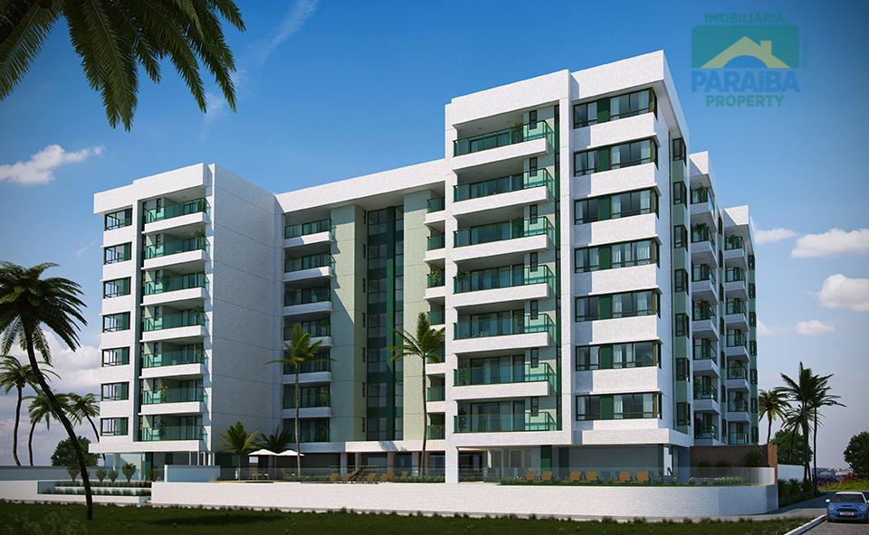 Apartamento residencial à venda, Intermares, Cabedelo - AP0530
