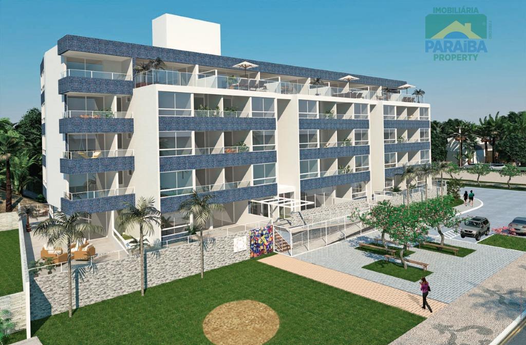 Apartamento residencial à venda, Intermares, Cabedelo - AP0534.