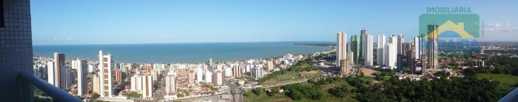 Cobertura residencial à venda, Miramar, João Pessoa.
