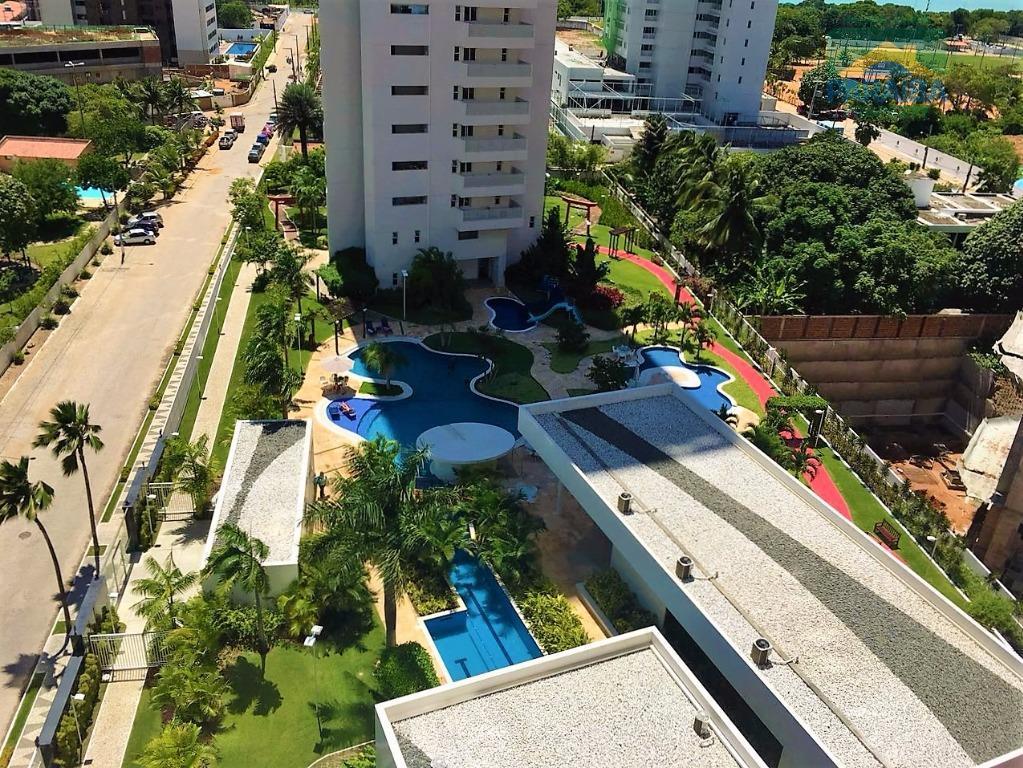 Apartamento residencial para locação, Altiplano Cabo Branco, João Pessoa - AP0604.
