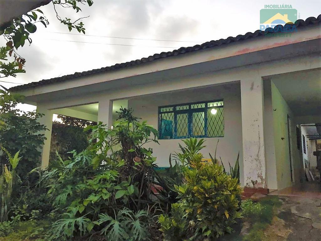 Casa residencial à venda, Altiplano Cabo Branco, João Pessoa - CA0139.