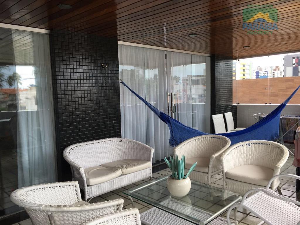Apartamento VISTA MAR à Venda -  Bessa -  João Pessoa - PB