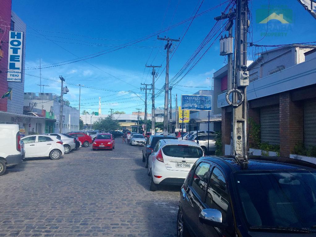 Prédio comercial para locação, Manaíra, João Pessoa.