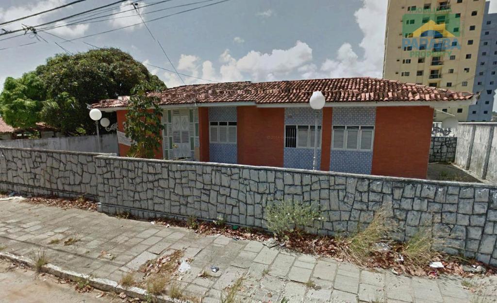 Casa comercial para locação, Tambauzinho, João Pessoa.