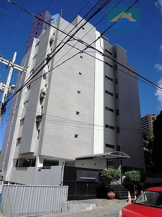 Apartamento residencial para locação, Miramar, João Pessoa.