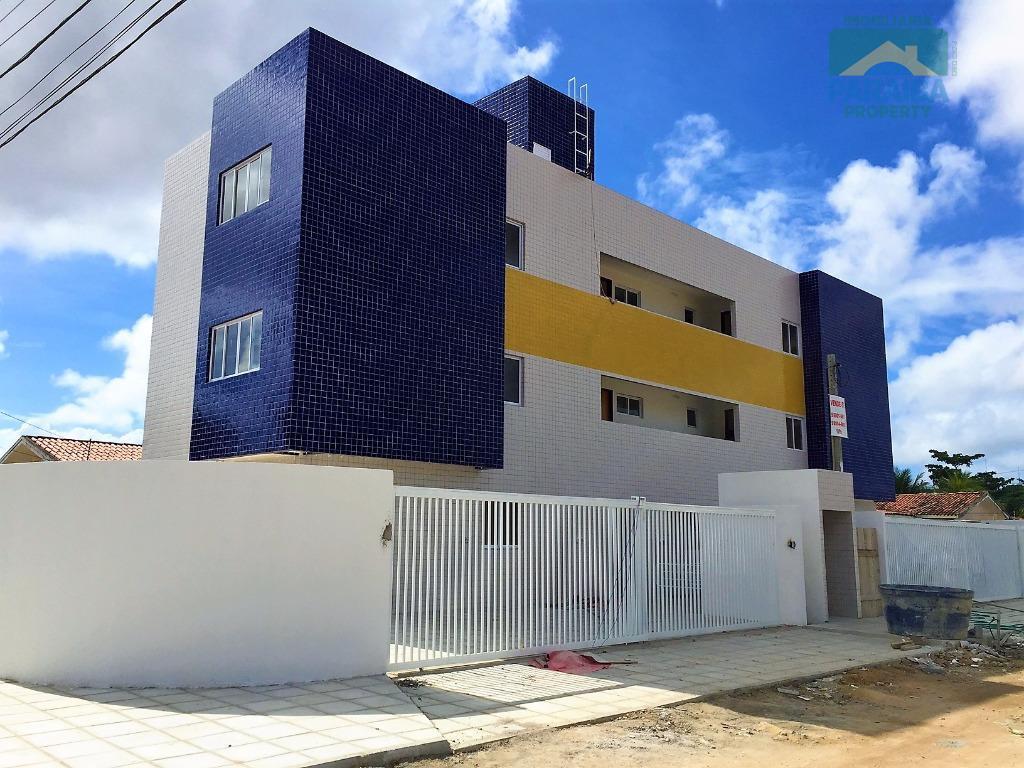 Apartamento residencial à venda, Ernesto Geisel, João Pessoa.