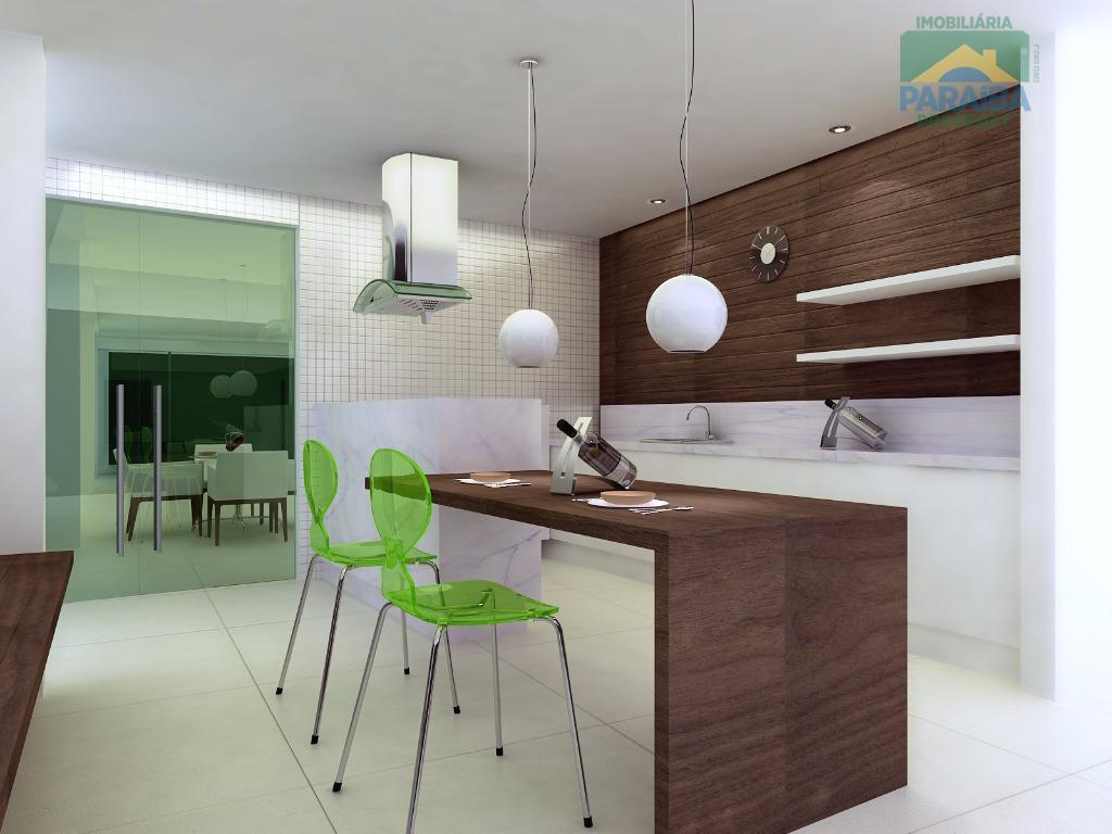 apartamento com 2 quartos sendo 1 suite, sala para 2 ambientes, varanda gourmet, cozinha, área de...