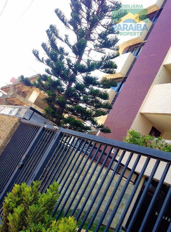 Apartamento residencial MOBILIADO para locação, Intermares, Cabedelo.