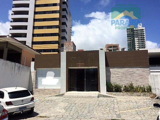 Prédio comercial para locação, Cabo Branco, João Pessoa.