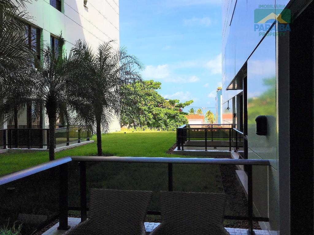 Apartamento MOBILIADO à Venda e Locação - Praia de Tambaú - João Pessoa - PB