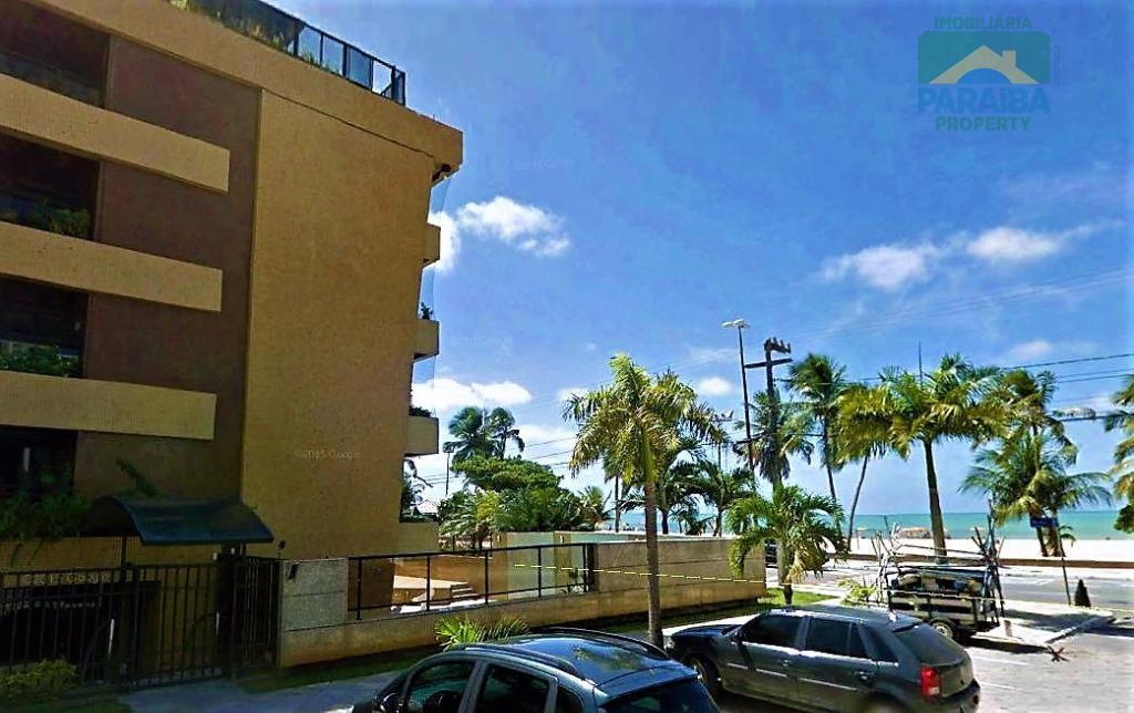 Apartamento BEIRA MAR à Venda - Praia do Cabo Branco -  João Pessoa - PB
