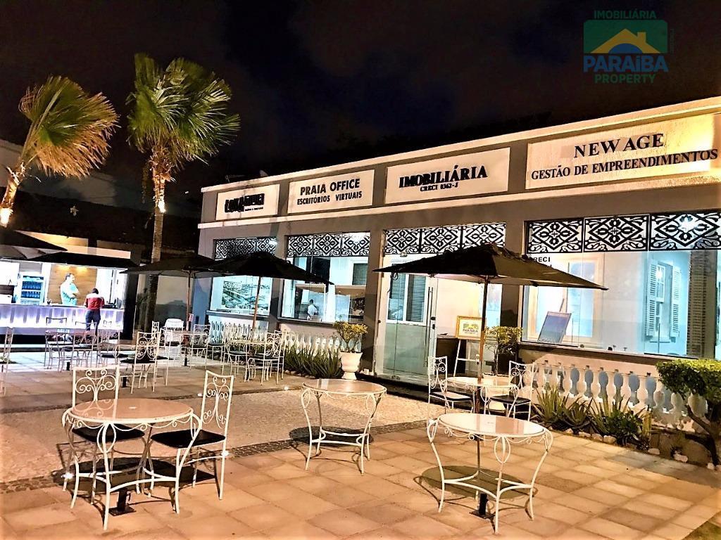 OPORTUNIDADE - Sala comercial para locação, Cabo Branco, João Pessoa.