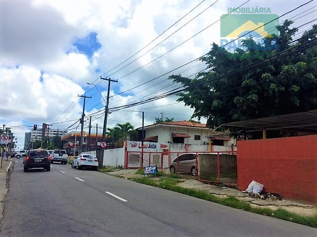 Terreno comercial à venda, Bairro dos Estados, João Pessoa.