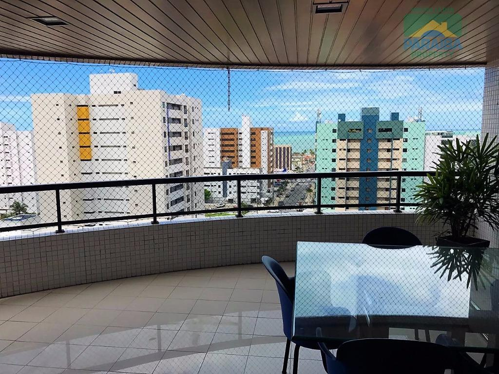 Apartamento VISTA MAR à Venda, - Praia de Tambaú - João Pessoa - PB
