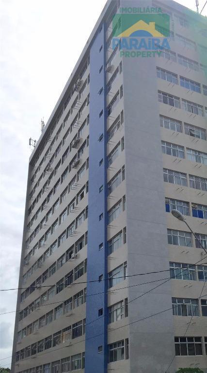 Apartamento residencial à venda, Centro, João Pessoa.