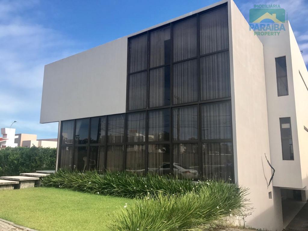 Bela Casa a Venda em Condomínio Fechado - Portal do Sol - João Pessoa - PB