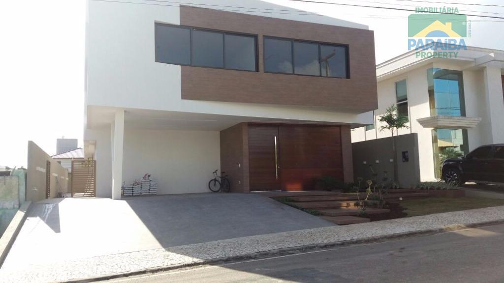 Casa residencial à venda, Portal do Sol, João Pessoa - CA0203.
