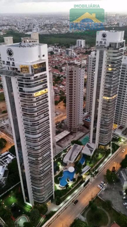 Apartamento residencial para venda e locação, Altiplano Cabo Branco, João Pessoa.