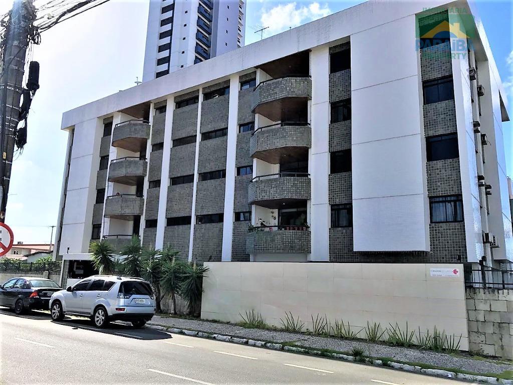 Apartamento residencial à venda, Expedicionários, João Pessoa - AP0873.