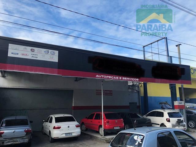 Galpão Comercial à Venda - Torre - João Pessoa - PB