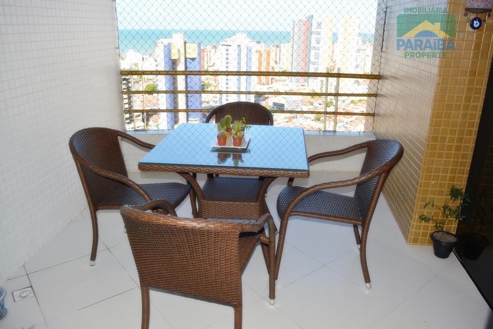 Apartamento à Venda ou Locação -  Manaíra - João Pessoa/PB