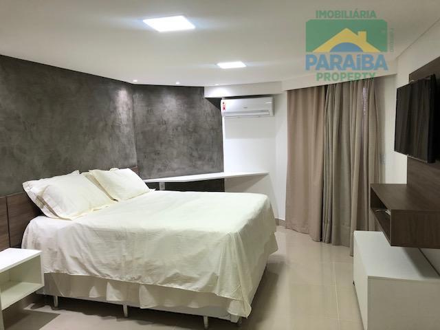 Flat LUXO para ALUGUEL ou VENDA Mobiliado e Equipado - Praia do  Cabo Branco - João Pessoa/PB
