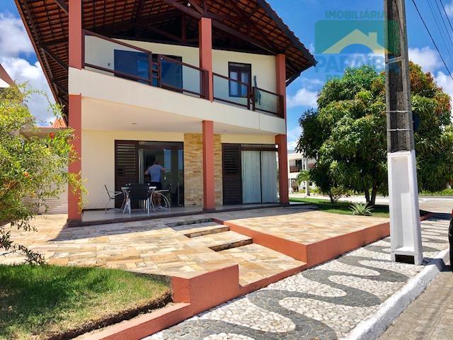 Casa com 5 dormitórios para alugar, 341 m² por R$ 5.800/mês - Altiplano - João Pessoa/PB