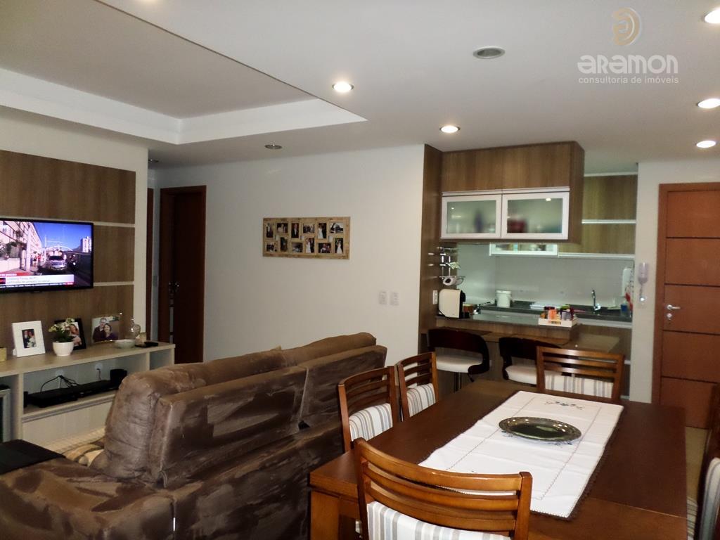 Apartamento residencial à venda, Parque Santa Cecília, Piracicaba.