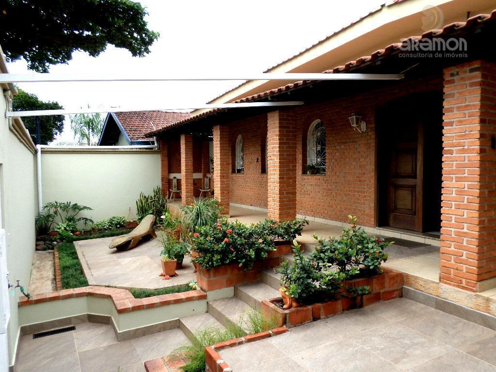 Casa residencial à venda, Vila Monteiro, Piracicaba.