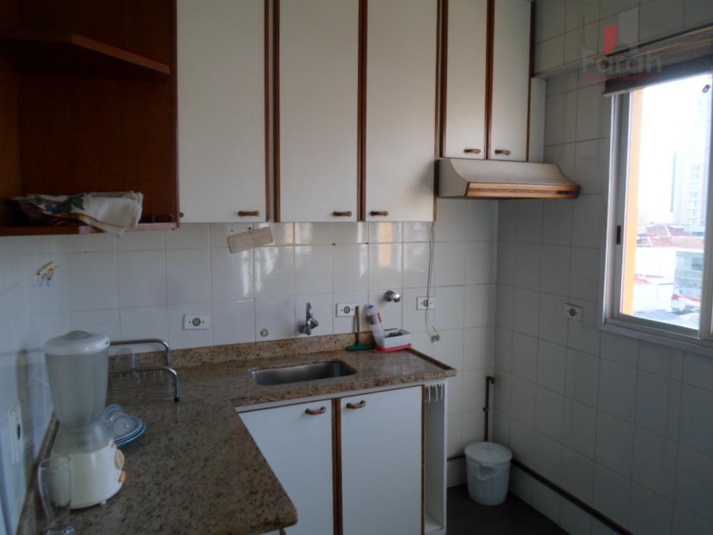 Apartamento Edifício França, 1 Dorm. Centro
