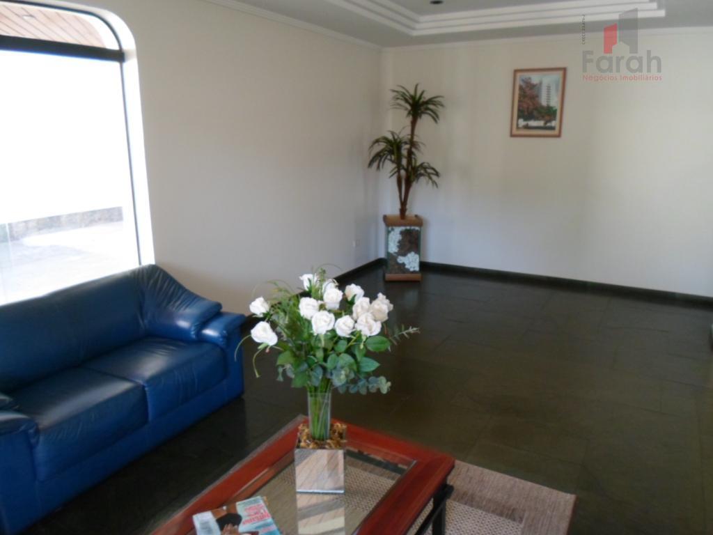 Apartamento 3 dorm., 1 St, 2 Vagas, sala 3 amb. Piscina, Vila Rezende,