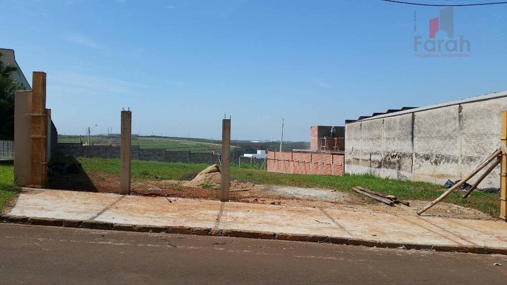 Terreno comercial à venda, Loteamento Santa Rosa, Piracicaba.